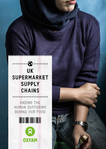 UK Supermarket Supply Chains: Ending the suffering behind our food