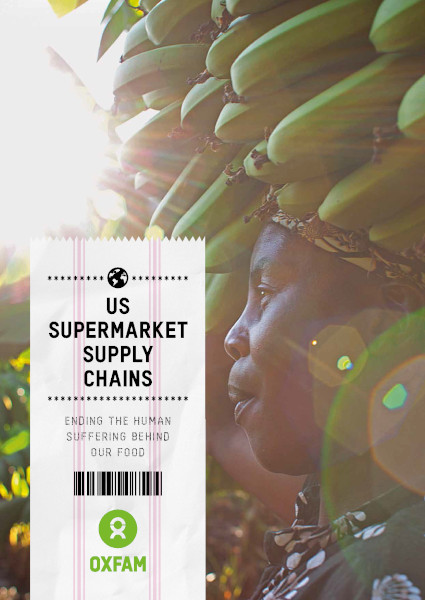 US Supermarket Supply Chains: Ending the human suffering behind our food