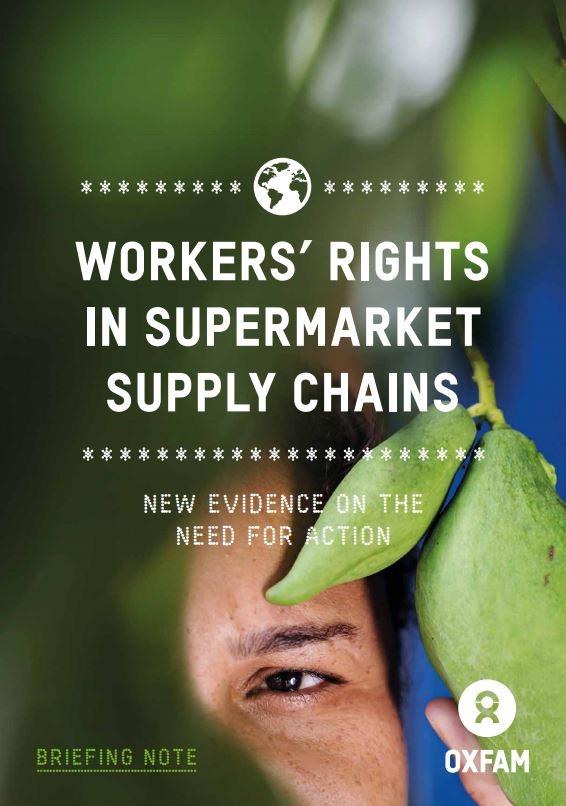 Ripe for Change: Ending Human Suffering in Supermarket Supply Chains