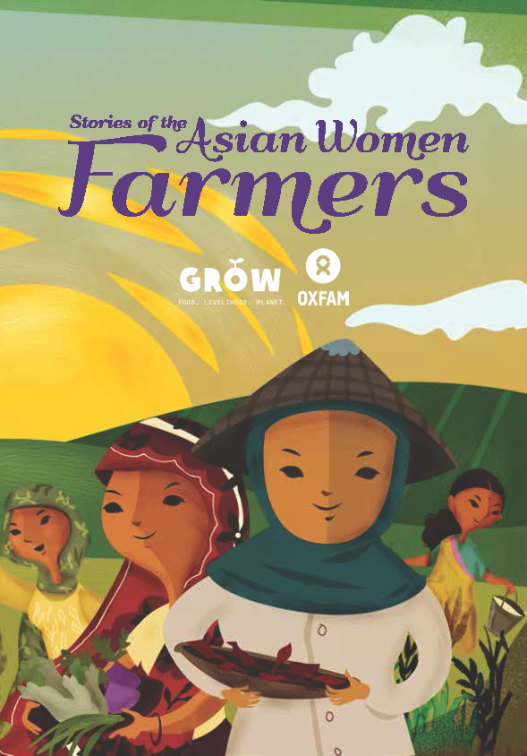 Stories of Asian Women Farmers